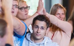 Workshop mit Jugendlichen