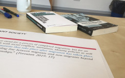 """Publikationen zum Thema """"Nach der Migration"""""""