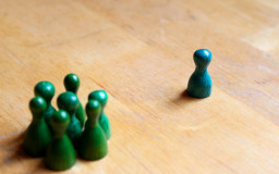 Role plays can be used to learn about different types of discrimination // Photo: Ohmydearlife, www.pixabay.com