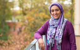 Dr. Shymaa Hammad // Foto: Thomas Müller