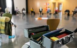 Jugendliche im Seminar // Foto: Thomas Müller