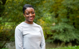 Portrait »Gifty Nyame Tabiri«