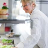 Stellv. Küchenleiterin Petra Kühne