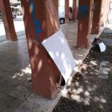 Zerstörung: Netzwerk Antirassismus_4