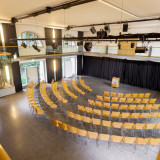 Reithaus-Saal mit der Veranstaltungstechnik, Theater- und Bühnenbeleuchtung