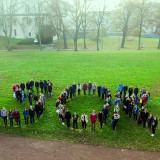 The first meeting of all Courage Schools in Thuringia, November 2014