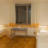 Gästezimmer im »Gartenhaus Orange«