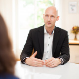 Eric Wrasse, pädagogischer Leiter der EJBW // Foto: Steffen Walther und Jan Bernert