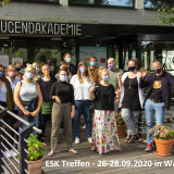 ESK-Treffen in der Jugendakademie Walberberg // Foto: Jugend für Europa