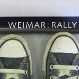 City rally »Explore Weimar«
