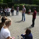 Aufakt der Bundesmodellprojektes »Seminarleiter*innen-Ausbildung von und mit Geflüchteten«