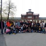 Indische Schüler*innen in der Gedenkstaätte Buchenwald. Foto: Dr. Frank König
