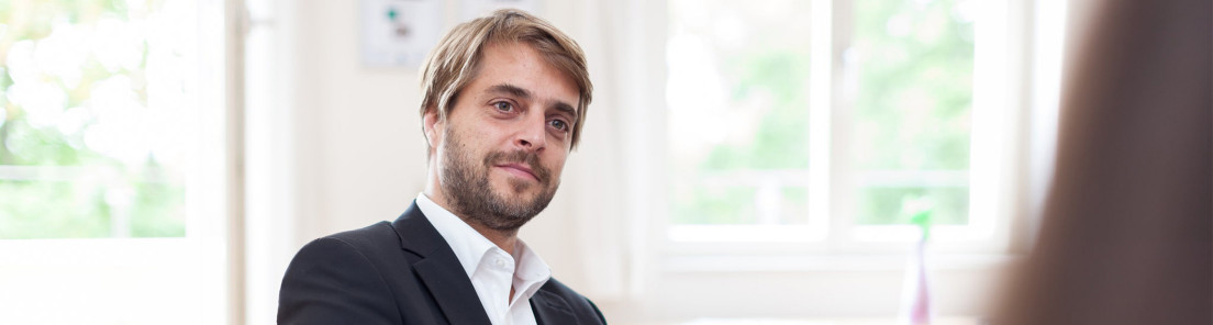 Dr. Moritz Kilger (Leiter der EJBW)